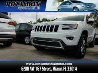 Grand Cherokee Limited, 8-Speed Automatic, and 2015