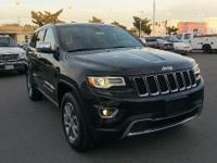 **WOW! FLAWLESS and FULLY LOADED 2015 JEEP GRAND