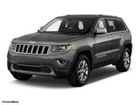 Recent Arrival!**LOADED** CERTIFIED 2015 Jeep Grand