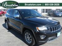 This used 2015 Jeep Grand Cherokee in Mystic, CT allows