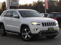 *** WELL EQUIPPED 1 OWNER TRADE-IN *** This 2015 Jeep
