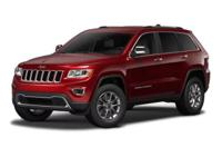 2015 Jeep Grand Cherokee Limited 4X4 (Deep Cherry with