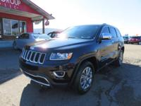 Options:  2015 Jeep Grand Cherokee Visit Auto Group
