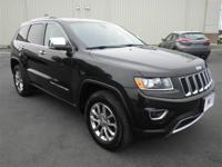 only 26K miles!!..GRAND CHEROKEE LIMITED: