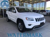 Grand Cherokee Limited, 4WD, Bright White Clearcoat,