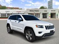 Jeep Certified, CARFAX 1-Owner, ONLY 40,984 Miles! EPA