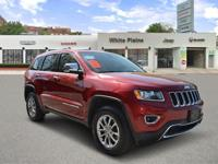 Jeep Certified, CARFAX 1-Owner, ONLY 33,105 Miles! FUEL