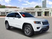 CARFAX 1-Owner, Jeep Certified, GREAT MILES 42,040! EPA