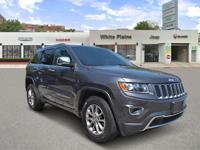 Jeep Certified, CARFAX 1-Owner, ONLY 46,345 Miles! EPA