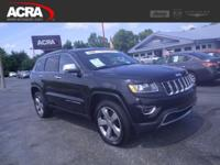 A few of this used Grand Cherokee's key features