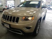 Recent Arrival! This 2015 Jeep Grand Cherokee Limited