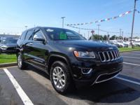 Options:  2015 Jeep Grand Cherokee 4Wd 4Dr