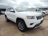 4WD, Bright White Clearcoat, black Leather, Brake