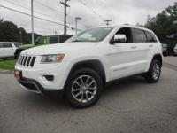 Jeep Certified, Very Nice, CARFAX 1-Owner, ONLY 38,100