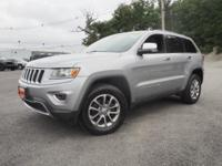 CARFAX 1-Owner, Jeep Certified, Extra Clean. NAV,