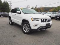 Jeep Certified, CARFAX 1-Owner, Very Nice. Navigation,