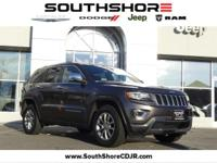 CARFAX One-Owner. 2015 Jeep Grand Cherokee Limited