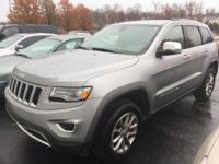 Carfax One-Owner. Clean CARFAX 2015 Jeep Grand Cherokee
