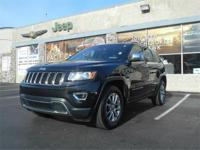 Discerning drivers will appreciate the 2015 Jeep Grand