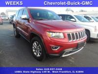 BACK-UP CAMERA, 4X4, LEATHER, HEATED REAR SEATS, HEATED