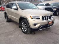 Options:  2015 Jeep Grand Cherokee Limited 4X4 4Dr