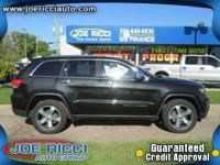 Options:  2015 Jeep Grand Cherokee Limited|Black|Just