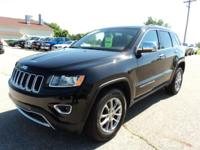 Options:  2015 Jeep Grand Cherokee Limited|Priced Below