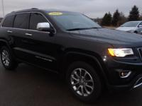 This hot 2015 Jeep Grand Cherokee Limited, with its
