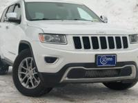 2015 Jeep Grand Cherokee, Bright White Clearcoat, One