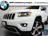 CLEAN One Owner CarFax! Grab a score on this 2015 Jeep