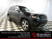2015 Jeep Grand Cherokee Limited 4x4 with ** NAVIGATION