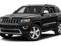 Options:  2015 Jeep Grand Cherokee Limited|Miles: