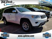Come see this NEWLY ARRIVED 2015 JEEP GRAND CHEROKEE