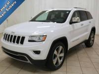 Options:  2015 Jeep Grand Cherokee Limited|This 2015