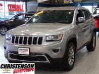 2015+Jeep+Grand+Cherokee+Limited+In+Billet+Silver+Metal