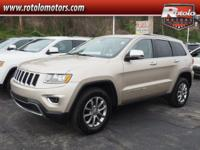 2015 Jeep Grand Cherokee Limited  in Cashmere