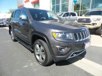 PREMIUM & KEY FEATURES ON THIS 2015 Jeep Grand Cherokee