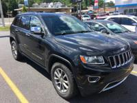 This 2015 Jeep Grand Cherokee Limited is offered to you