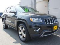 2015 JEEP GRAND CHEROKEE LIMITED 4X4 ALL LOADED UP AND