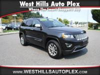 GRAND CHEROKEE LIMITED 4D SUV 4WD  Options:  Parking