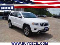 2015 Jeep Grand Cherokee Limited For
