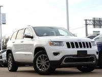 This 2015 Jeep Grand Cherokee Limited is proudly