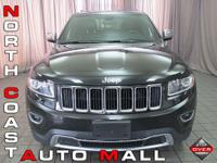 2015 Jeep Grand Cherokee Limited 4WD 4WD- Four wheel