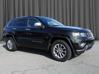 FRESH INSPECTION! NEW TIRES! 2015 Jeep Grand Cherokee!
