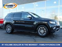 Check out this 2015 Jeep Grand Cherokee High Altitude.