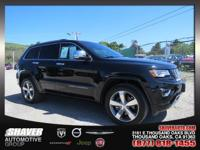 Grand Cherokee Overland, Jeep Certified, 5.7L V8 Multi