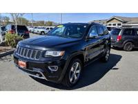 Just repriced from $34,995. Jeep Certified, CARFAX