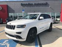 Overland! CARFAX One-Owner. 2015 Jeep Grand Cherokee