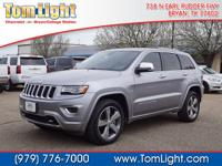 For a top driving experience, check out this 2015 Jeep