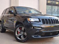 Looking for a family vehicle? This Jeep Grand Cherokee